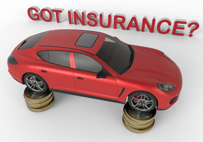 Why is the insurance company involved if I was not at fault?